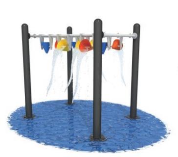 Thiết bị sân chơi nước